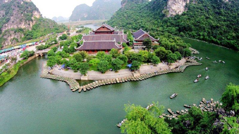 Tour du lịch: Chùa Bái Đính - Tràng An - Khách sạn Marissa Hải Tiến 3 ngày 2 đêm